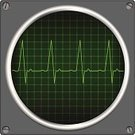 Pulse Trace,Medical Equipment,Healthcare And Medicine,Medical Exam,Heartbeat,Emergency Services,Graph,Equipment,Illness,Medical Supplies,Technology,Ilustration,Pulsating,No People,Vector,Diagram,Green Color,Equipment,Medicine And Science,Illustrations And Vector Art,Data,Eps10