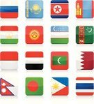 National Flag,Singapore,Flag,Computer Icon,Square Shape,Square,Icon Set,Thai Flag,Philippines Flag,Thailand,Qatar,Philippines,Russia,Collection,North Korea,Tajikistan,Asia,Bangladesh,Kazakhstan,Kyrgyzstan,Tajik Flag,Vector,Yemen,North Korean Flag,Mongolian Flag,Kirghiz Flag,Maldivian Flag,Set,Nepalese Flag,Ilustration,Uzbek Flag,Bangladesh Flag,Nepal,Kazakh Flag,Flat,Maldives,Russian Flag,Turkmen Flag,Turkmenistan,Yemeni Flag,Independent Mongolia,Uzbekistan