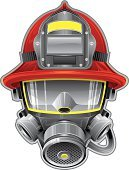 Firefighter,Firefighter's Helmet,Protective Mask - Workwear,Sign,Safety,Work Helmet,Vector,Ventilator,Heroes,Computer Icon,Badge,Danger,Design Element,Vector Cartoons,Occupational Safety And Health,Vector Icons,Fireman Gear,Illustrations And Vector Art,Copy Space,Ilustration,Isolated Objects,Objects with Clipping Paths