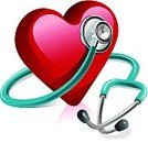 Healthcare And Medicine,Human Heart,Heart Shape,Healthy Lifestyle,Stethoscope,Hospital,Medicine,Pulse Trace,Patient,Vector,Ideas,Medical Equipment,Ilustration,Concepts,Cold And Flu,Virus,Isolated,Cardiac Conduction System,Fever,Red,Work Tool,Science Abstract,Cold Virus,Health Symbols/Metaphors,Medicine,Beauty And Health,Medicine And Science,Heart Health