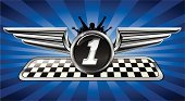 Car,Sports Race,Motorsport,Insignia,Checkered Flag,Award,First Place,Badge,Chrome,Auto Racing,Tunning,Fan,Silhouette,Sport,Silver - Metal,motorized,Silver Colored,Artificial Wing,Crowd,Award Ribbon,Celebration,Arms Raised,Competitive Sport,Success,Symbol,Speed,Award Plaque,Large Group Of People,Checked,Shiny,Copy Space,Extreme Sports,Cheerful,Sports And Fitness,Rally Car Racing,Metallic,Arms Outstretched,Ecstatic,Success,Victory,Event,Banner,Flag,Concepts And Ideas,Competition,Ilustration