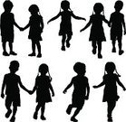 Child,Silhouette,Offspring,Little Girls,Holding Hands,Little Boys,Baby Girls,Playing,Childhood,Family,Playful,Vector,Running,Friendship,Ilustration,Human Hand,Cheerful,Happiness,Group Of People,Clip Art,Sister,Brother,Healthy Lifestyle,Sibling,People Traveling,The Human Body,Holding,Smiling,Vitality,Hands Clasped,Joy,Babies And Children,Cousin,Families,Illustrations And Vector Art,Buddy,Childishness,Lifestyle