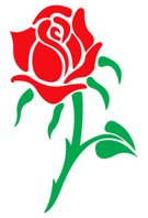 Rose - Flower,Vector,Ilustration,Flower,Red,Passion,Love,Flowers,Nature,Beauty,Beautiful,Concepts And Ideas