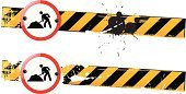 Road,Dirty,Men At Work Sign,Street,Road Sign,Grunge,Danger,Working,Traffic,Safety,Construction Barrier,Blank,Sign,Construction Industry,Traffic Jam,Yellow,Boundary,Warning Symbol,Accident,Circle,Warning Sign,Stop Sign,Closing,Exclusion,Splashing,Splattered,No People,Silhouette,Road Warning Sign,Stop,Drop,Roadblock,Care,Label,Blob,Symbol,Red,Industry,Stained,Metal,Closed