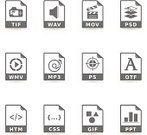 Adobe Photoshop,Symbol,Computer Icon,Icon Set,File,MP3 Player,Filing Documents,format,PSD,ppt,Sound,Html,Document,wmv,Interface Icons,Vector,Journalism,Css,Internet,tiff,Image,gif,Music,wav,Grayscale,Movie,Paintings,mov,Style Sheet,Outlet,Video,Clip Art,prepress,Photography,Computer Software,Isolated,Computer Graphic,Multimedia,Monochrome