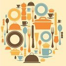 Food,Restaurant,Symbol,Plate,Silverware,Icon Set,Dining,Crockery,Vector,Silhouette,Wineglass,Fork,Tea Cup,Tray,Casserole Dish,Spoon,Ilustration,Eating,Salt Shaker,Porcelain,Table Knife,Pepper Mill,Montage,Cooking Pan,Glass,Cafe,Coffee Cup,Champagne Flute,Food And Drink,Saucer,Illustrations And Vector Art,Vector Icons,Cooking,Kitchen Equipment