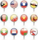 Flag,Straight Pin,Circle,Malaysia,Curve,Map,Oman,Asia,Computer Icon,Icon Set,Vietnam,Vietnamese Flag,National Flag,Myanmar,East Asia,Nepal,Cambodian Flag,Cambodia,Brunei,Laos,Set,Flag Of Afghanistan,Afghanistan,Flag Of Laos,Flag Of Burma,Bhutan,south asia,Vector,East Timor,Flag Of East Timor,west asia,Malaysian Flag,Collection,Flag Of Brunei,Shiny,Flag Of Bhutan,Flat,Ilustration,Sri Lanka,Flag Of Sri Lanka