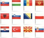 Flag,Straight Pin,Europe,Collection,Turkey - Middle East,Slovakia,Poland,Croatian Flag,Serbia,Croatia,Computer Icon,Icon Set,Albania,Vector,Slovenian Flag,Montenegro,Ilustration,Hungarian Flag,Bosnia and Hercegovina,Shiny,Hungary,Andorra,Flag Of Bosnia And Herzegovina,Albanian Flag,Serbian Flag,Southern Europe,Slovakian Flag,Turkish Flag,Set,Macedonian Flag,Flag Of Andorra,Montenegrian Flag,Flat,Slovenia,Macedonia,Central Europe,National Flag,Rectangle,Polish Flag