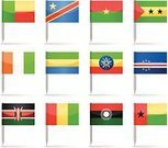 Kenyan Flag,East Africa,Africa,Vector,Flag,Straight Pin,Ethiopian Flag,Computer Icon,Flag Of Malawi,Flag Of Cape Verde,Collection,Flag Of Guinea-Bissau,Rectangle,Flat,North Africa,National Flag,Burkina Faso,Guinea,Ilustration,Cote D'ivore,Cape Verde,Benin,Flag Of Benin,Shiny,Flag Of Gabon,Flag Of São Tomé And Príncipe,Flag Of Burkina Faso,Flag Of Guinea,Malawi,Kenya,West Africa,Set,Guinea Bissau,Gabon,Ethiopia,Sao Tome and Principe,Icon Set