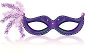 Mask,Mardi Gras,Carnival,Masquerade Mask,Costume,Party - Social Event,New Orleans,Feather,Vector,Jewelry,Purple,Stage Costume,Theater Mask,Green Color,Celebration,Pearl,Decor,No People,White Background,Ilustration,Bright,Cultures,Disguise,Spotted,Reflection,Shiny,Yellow,Illustrations And Vector Art,Holidays And Celebrations
