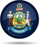Maine,Flag,Button,Interface Icons,Computer Icon,Patriotism,Illustrations And Vector Art,Travel Locations,Vector Icons,Concepts And Ideas,Vector,USA,Symbol,Icon Set