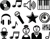 Symbol,Opera,Singing,Singer,Icon Set,Musical Note,Celebrity,Black Color,Radio,Music,Series,Vector,Record,Piano,Equipment,Sound,Collection,Stereo,Arts Symbols,Microphone,Arts And Entertainment,Music,Recording Studio,Design,Vector Icons,Megaphone,Design Element,Sound Mixer,Illustrations And Vector Art,Image,DVD,Multimedia,Headphones,Art,CD,Remote,Ilustration,Media - Pennsylvania