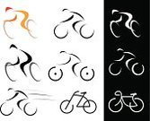 Bicycle,Cycling,Cyclist,Symbol,Racing Bicycle,Sports Race,Sign,Sport,Line Art,Sketch,Speed,Sports Team,Winning,Vector,Black Color,Ilustration,Vector Icons,Olympiads,Sports And Fitness,Action,Success,Championship,Gray,Illustrations And Vector Art,Individual Sports,vector icon,Insignia,Leadership,Isolated,Sports Symbols/Metaphors,Sport Icon,Healthy Lifestyle