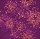 Seamless,Purple,Floral Pattern,Abstract,Art,Backgrounds,Vector,Holiday,Ilustration,Collection,Illustrations And Vector Art,Vector Florals,Ornate,Design,Backdrop,Shape,Clip Art,Vector Backgrounds,Wallpaper Pattern,Decoration,Colors,Curve,Creativity,Computer Graphic