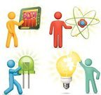 Innovation,Scientist,LED,Development,Technology,Symbol,Improvement,Light Bulb,People,Futuristic,Atom,Vector,Discovery,Electron,Computer Chip,Concepts,Simplicity,Science,The Way Forward,Jigsaw Puzzle,Ideas,Holding,Delivering,Shiny,Solution,Technology,Showing,Success,The Next Step,Information Symbol,Icon Set,Design Element,Ilustration,Concepts And Ideas,Stick Figure