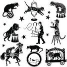 Circus,Lion Tamer,Animal,Silhouette,Icon Set,Lion - Feline,Black And White,Symbol,Computer Icon,Tiger,Stencil,Whip,Circus Performer,Animal Themes,Clip Art,Ring Of Fire,Jumping,Vector,Entertainment,Set,Ilustration,Characters,Performance,Furious,Animal Act,Circus Icons,circus animals,Illustrations And Vector Art,Black Color,Party - Social Event,Wildlife,Animals And Pets,Cartoon,Arts And Entertainment,Trained Animals,Danger,Exhibition,Animal Tricks