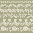 Lace - Textile,Floral Pattern,Embroidery,Frame,Textile,Rustic,Decoration,At The Edge Of,Textured Effect,Fringe,Seamless,Fabric Swatch,Craft Product,Leaf,Retro Revival,Backgrounds,Wrapping Paper,Easter,Toile,Simplicity,Ribbon,Black And White,Striped,Clip Art,Effortless,Season,Computer Graphic,Ilustration,Vector,Wallpaper Pattern,Classic,Ornate,Monochrome,Romance,White,Weddings,Springtime,Green Color,Elegance,template,Set,Sewing Supplies,Tracery,Craft,Stem,Married,Line Art,Vertical,Birthdays,Repetition,Holidays And Celebrations,Complexity,Horizontal,Holiday,Easter