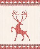 Cardigan,Christmas,Pattern,Deer,Woven,Retro Revival,Holiday,Knitting,1940-1980 Retro-Styled Imagery,Wool,Norwegian Culture,Computer Graphic,Backgrounds,Fashion,Reindeer,Cultures,Christmas Decoration,Textile,White,Red,Season,Greeting,Design,Greeting Card,Plan,Ilustration,Digitally Generated Image,Humor,Winter,Decoration