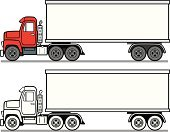 Semi-Truck,Truck,Mode of Transport,Transportation,Industry,Land Vehicle,Trucking