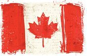Canadian Flag,Canada,Dirty,Grunge,Maple Leaf,Graffiti,Wall,Spray,Paint,Painted Image,Flag,Patriotism,Paintings,Brick,Textured,Red,Mural,Isolated Objects,Holidays And Celebrations,Illustrations And Vector Art,White