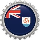 Bottle Cap,Flag,National Flag,Shiny,Interface Icons,Travel Locations,Computer Icon,Anguilla,Tourism,Vector,Patriotism,Badge