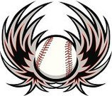 Baseballs,Wing,Softball,Sport,Ilustration,Ball,Team Sports,Sports And Fitness,Illustrations And Vector Art