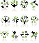 People,Abstract,Sign,Teamwork,Symbol,Healthy Lifestyle,Circle,Team,Computer Icon,Action,Icon Set,Sphere,Happiness,Dancing,Energy,Arrow Symbol,Vector,Design Element,Shape,Design,Ideas,Group Of People,White Background,Set,Green Color,Clip Art,Concepts,Modern,Pattern,Arts Backgrounds,Arts Abstract,Arts And Entertainment,Motivation,Ilustration,Vitality,Isolated On White
