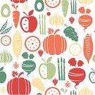 Vegetable,Fruit,Food,Pattern,Symbol,Apple - Fruit,Freshness,Vector,Silhouette,Icon Set,Seamless,Ilustration,Lemon,Healthy Lifestyle,Asparagus,Cartoon,Grape,Wallpaper Pattern,Dieting,Healthy Eating,Carrot,Avocado,Turnip,Lime,Raspberry,Pumpkin,Onion,Orange - Fruit,Green Pea,Strawberry,Cherry,Food And Drink,Illustrations And Vector Art,Vector Backgrounds,Beet Root,repeatable,Vector Icons,Fruits And Vegetables,Citrus Fruit