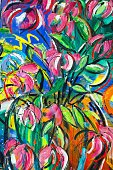Art,Painted Image,Abstract,Impressionism,Paintings,Photography,Multi Colored,Oil Painting,Fine Art Painting,Oil Paint,Acrylic Painting,Paint,Fruit,Close-up,Painter,Horizontal,Textured,Vibrant Color,Studio Shot,Macro