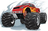 Monster Truck,Truck,Pick-up Truck,Sports Race,Remote Controlled Toy,Tire,Toy,Large,Cartoon,Motorsport,Wheel,Vector,Car,Flame,Sport,Red,Single Object,Cool,Computer Graphic,Black Color,mecahnic,Rubber,Backgrounds,Yellow,Driving,General Motors Corporation,Large Build,motoring,Ilustration,Concepts,Tall,Inspiration,Tattoo,Overweight,Ideas,Engine