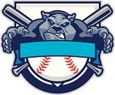 Baseballs,Bulldog,Baseball - Sport,Mascot,Dog,Baseball Bat,Sport,Team Sport,Banner,Competition,Paw,Home Base,Design,Placard,Aggression,Competitive Sport,Pattern,Confidence,Claw