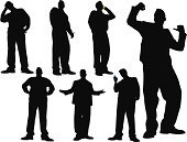 Silhouette,Men,Attitude,People,Mobile Phone,Business,Tall,Surprise,On The Phone,Arms Akimbo,Defeat,Religious Icon,Suit,Looking At Camera,The Human Body,Success,Businessman,Confidence,Male,Posing,Strength,Vector,Busy,Shape,Occupation,Series,Image,Low Angle View,Teamwork,Business Person,Job - Religious Figure,Group Of People,Professional Occupation,Industry,odltimer,Focus on Shadow,Concepts And Ideas,Expertise,Computer Graphic,People,Design,corporate design,Business,business businessman,Jacket,one two three four,handcarves,Character Traits,Business People,Ilustration