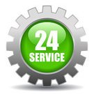 Service,24 Hrs,20-24 Years,Symbol,Computer Icon,Support,Gear,Technology,Isolated,Business,Time,Industry,Customer,Sign,Shiny,Green Color,Ideas,Label,Concepts,Ilustration,Insignia,Design Element,Banner,Isolated On White,Placard,White Background