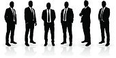 Silhouette,Men,Suit,Business,Group Of People,Leadership,Businessman,Male,Manager,Human Resources,Security Staff,People,Team,Outline,Office Interior,Security,Occupation,Teamwork,Black Color,Isolated,Bossy,Vector,Foreman,Adult,Tie,Serious,Recruitment,Expertise,Partnership,Confidence,Attitude,Success,Power,Young Adult,Standing
