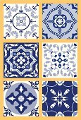 Portuguese Culture,Tile,Tiled Floor,Portugal,Seamless,Pattern,Colonial Style,Mosaic,Design,Decoration,Blue,Backgrounds,Ceramics,Architecture,Antiquities,White,Construction Industry,Ornate,Illustrations And Vector Art,Wall Tiles,Creativity,Architecture And Buildings,Abstract,Architectural Detail,Architecture Abstract,Vector Backgrounds,Decorating Element,Wall,Old-fashioned,Style,Portuguese Style,Antique