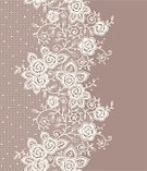 Lace - Textile,Wedding,Flower,Rose - Flower,Old-fashioned,Vector,Invitation,Seamless,Ilustration,Textile,Bouquet,Effortless,Greeting Card,Valentine's Day - Holiday,Simplicity,Birthday,Black And White,Easter,Valentine Card,Cut Flowers,Love,Springtime,Romance,Decoration,Married,Silhouette,Obsolete,Fashion,Ornate,Vertical,Garland,Monochrome,Nature,Design Element,Pastel Colored,nuptials,Freshness,Flowers Pattern,Frame,Wide,Innocence,Clip Art,Isolated