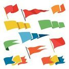 Flag,Wind,Sign,Red,Curve,Symbol,Silhouette,Waving,Banner,Vector,Color Image,Group of Objects,Design Element,Ribbon,Cruise,Parties,Ornate,Style,Awe,Holidays And Celebrations,Set,Ilustration,Backgrounds,Illustrations And Vector Art,Cultures,Painted Image,Arts Symbols,Vector Icons,Decoration,Arts And Entertainment