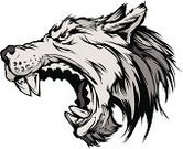 Wolf,Mascot,Animal Head,Snarling,Dog,Vector,Animals In The Wild,Ilustration,Cartoon,Mexican Wolf,Illustrations And Vector Art,Wild Animals,Vector Cartoons,Animals And Pets,Carnivore,Image,Animal,Animal Teeth