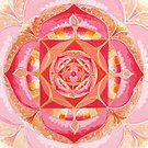 Chakra,Mandala,Lotus Water Lily,Red,Abstract,Painted Image,muladhara,Vibrant Color,Floral Pattern,Paint,Single Flower,Circle,Pattern,Paintings,Design,Symbol,Art,Bright,Colors,Geometric Shape,Ornate,Symmetry,Backgrounds