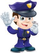 Police Force,Traffic Cop,Cartoon,Animated Cartoon,Education,Fun,Humor,Stop Gesture,People,Whistle,Security,Mascot,Traffic,One Person,Working,Ilustration,Guidance,Vector,Computer Graphic,Men,Cheerful,Positive Emotion,Caucasian Ethnicity,Hat,Illustrations And Vector Art,Uniform,Art,White Background,Cute,White,Smiling,Happiness,People,Isolated,Law,Waving,Badge,Occupation,Police Uniform,Male,Drawing - Art Product,Characters,Blue,Job - Religious Figure,Glove,Vector Cartoons,Clip Art,Cap