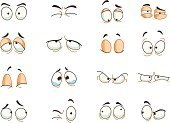 Human Eye,Cartoon,Facial Expression,Human Face,Surprise,Tired,Suspicion,Fear,Symbol,Women,Computer Icon,Winking,Smiling,Emotion,Crying,Humor,Collection,Looking Up,Ilustration,People,Looking Down,Set,Displeased,Furious,Human Head,Men,Vector,Fun,Part Of,Isolated On White,Characters,Anger,Eyebrow,Looking,Thinking,Cute,Laughing,Caricature,Group of Objects,Happiness,Isolated,Depression - Sadness,Sadness,Positive Emotion,Design,Cheerful,Negative Emotion,Sign,Emoji
