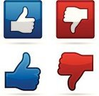 Thumbs Up,Symbol,Satisfaction,Computer Icon,Admiration,Thumb,Icon Set,Thumbs Down,Human Hand,Positive Emotion,Aspirations,Vector,Disgust,Sign,Yes - Single Word,Rudeness,Politics,The Media,No,Negative,Communication,Government,Blue,Hand Sign,Isometric,Global Communications,Computer Network,Gossip,Negative Emotion,Ilustration,White Background,Isolated,Red,Design Element,graphic element,Illustrations And Vector Art,Technology,Vector Icons,Not Good,Technology Symbols/Metaphors,Vector Ornaments,Isolated On White