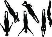 Diver,People,Activity,Motion,Competition,Sport,Competitive Sport,Aquatic Sport,Swimming,Gymnastics,Jumping,Silhouette,Sports Activity,Exercising,Teenager,Adult,Illustration,Women,Teenage Girls,Vector,Clip Art,965,939,658,096,579,000,000,000,000,000,000,000,000,000,000,000,000,000,000,000,000,000,000,000,000