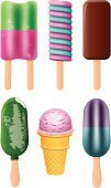 Ice Cream,Flavored Ice,Ice Cream Cone,Snack,Ilustration,Multi Colored,Fruit,Missing Bite,Chocolate,Isolated,Food,Brown,Vector,Colors,Isolated Objects,Frost,Wafer,Isolated-Background Objects,Refreshment,Dessert,Frozen,Vanilla Ice Cream,Ice,Green Color,Pink Color,Purple,White,Blue,Sweet Food,Junk Food/Fast Food,Studio Isolated,Food And Drink,Clip Art,Yellow