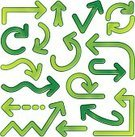 Arrow,Curve,Arrow Symbol,Circle,Individuality,Graph,Abstract,Swirl,Direction,Symbol,Variation,Green Color,Set,Outline,Collection,Computer Graphic,Vector,Shape,Progress,Style,Moving Up,Environmental Conservation,Group of Objects,Decoration,Design,Digitally Generated Image,Computer Icon,Contrasts,Design Element,Sign,Ilustration,Color Gradient,Simplicity,Ornate,Part Of