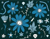 Single Object,Rope,Diamond,Backgrounds,Pattern,Crime,Computer Icon,Sullen,Dark,Flower,Flowers,Vector Icons,Illustrations And Vector Art,Music,Human Bone,Human Skull,Punk,Isolated,Nature,Vector Backgrounds,Punk,Leaf,Knife,Doodle,Ilustration,Sketch,Vector,Crown
