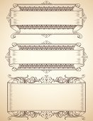 Banner,Ornate,Frame,Old-fashioned,Placard,Scroll Shape,Horizontal,Antique,Engraving,Floral Pattern,Paisley,Art Nouveau,Beautiful,Engraved Image,Design Element,Swirl,Intricacy,Part Of,Vector Ornaments,Elegance,Leaf,Curve,Growth,Decoration,Image Created 2000s,filigree,Spiral,Illustrations And Vector Art,Empty,Squiggle,Abstract,Acanthus Pattern,Vector Backgrounds,No People,Blank,Cross Hatching,Vector,flourishes,Clip Art,Copy Space,Vector Florals,Ilustration,Brown