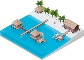 Isometric,Building Exterior,Built Structure,Nautical Vessel,Beach,Yacht,Yacht,Tourist Resort,Pier,Jetty,Bar - Drink Establishment,Umbrella,Parasol,Hut,Water,Cafe,Hotel,Recreational Pursuit,Bungalow,Leisure Activity,Sea,Tree,Relaxation,House,Roof,Vector,Symbol,Tropical Climate,Straw,Coastline,Wood - Material,Vacations,Summer,Sand,Real Estate,Journey,Bay Of Water,Exoticism,Idyllic,Computer Icon,Travel,Palm Tree,Architecture,Ilustration,Design Element,Apartment,Lagoon,Cruise,Tourism,Turquoise