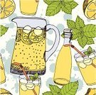 Lemonade,Lemon Soda,Lemon,Backgrounds,Summer,Mint Leaf - Culinary,Drinking,Ice,Drink,Old-fashioned,Bottle,Glass - Material,Cocktail,Juice,Fruit,Outdoors,Food And Drink,Plant,Cold - Termperature,Jug,Healthy Lifestyle,Bar - Drink Establishment,Fruits And Vegetables,Drinks,Nature,Jar,Freshness,Concepts And Ideas,Bubble,Pattern,Sweet Food,Refreshment,Hungry,Yellow,Citrus Fruit