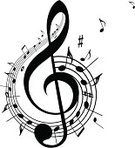 Musical Note,Music,Sheet Music,Treble Clef,Orchestra,Musical Staff,Backgrounds,Sign,Vector,Musical Theater,Club Dj,Symbol,Black And White,Radio Dj,Banner,Rock and Roll,Placard,Toned Image,Advertisement,Billboard,Swirl,Elegance,Sparse,Abstract,Youth Culture,Design Element,Wallpaper Pattern,Pop Musician,Ilustration,Clip Art,Wallpaper,Fashion,Single Line,Party - Social Event,Part Of,Ideas,Scroll,Beautiful,Design,Pattern,Funky,Curve,CD Case,Concepts,Nightclub,Isolated On White,Creativity,Sound,Flowing,In A Row,Modern,Disco,Striped,trill,Style,minim,Shape,Pop,Disco Dancing,Audio Available Online,Treble,White,Audio On Offline Assets Only,Beauty,Composition